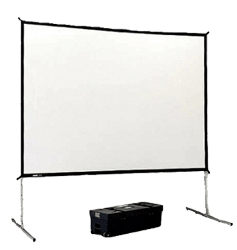 10x14 Video Screen