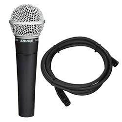 Wired Microphone SM58